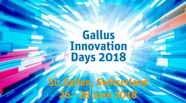 Gallus broadens product range for growing digital label market presentation of a new digital label printing system at Gallus Innovation Days 2018
