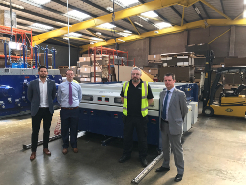White Rose Packaging, Leeds, invest in their 4th BCS-Autobox