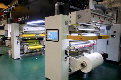 Vetaphone chosen for new Comexi ML2 laminator