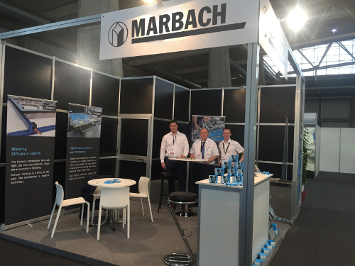Marbach presents its new technologies at the Hispack