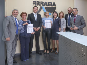 """Schreiner Preferred Supplier"" Ritrama Wins SchreinerAward"