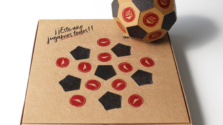 DS Smith provides a second life to Pizza Hut packaging