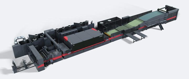 Hadera Paper installs EFI Nozomi Corrugated Press