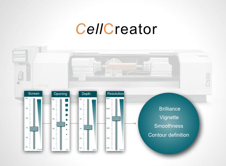 CELLCREATOR available for CELLAXY