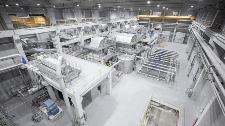 Voith wins contract with Copamex for a BlueLine stock preparation system