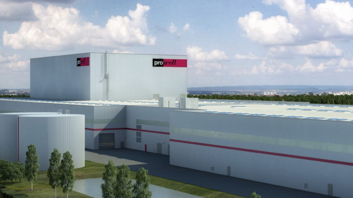 Progroup expands with another corrugated sheet board plant