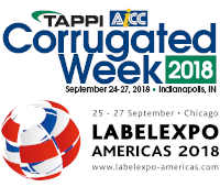 Meet us at Labelexpo Americas and CorrugatedWeek