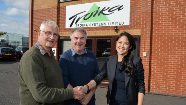 Troika sold to investment firm