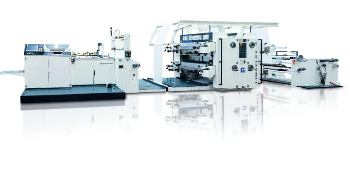 Garant: New flat and satchel bag machine MATASIM as entry-level model