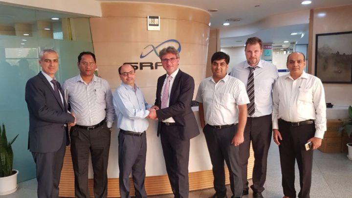 Seven KAMPF slitting machines for SRF