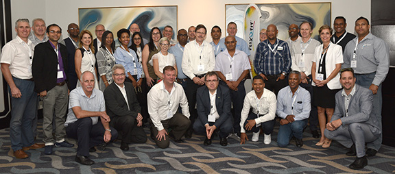 Three's a party: third Flexofit South Africa Seminar in Durban