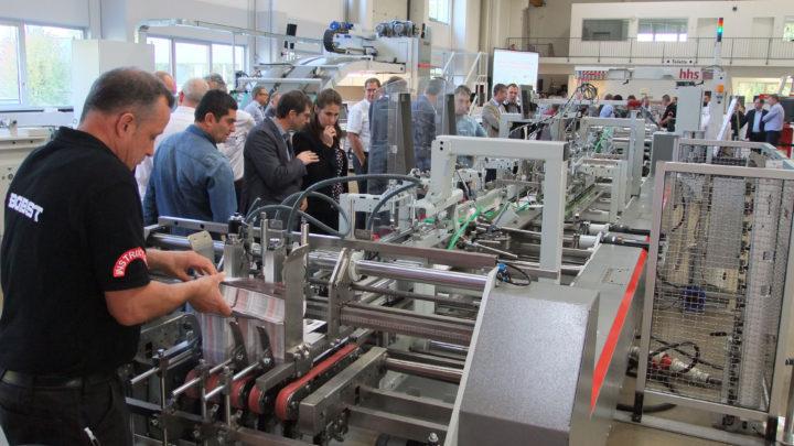 Bobst Meerbusch's EXPERT DAY 2019 focusing on BOBST MASTER technology machines