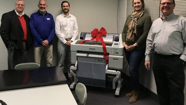 TLMI joins 'Friends of Print' in Inkjet Printer Donation to Cincinnati High School Print Program
