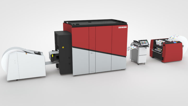 Xeikon reaffirms commitment to dry toner technology at  Hunkeler Innovationdays 2019