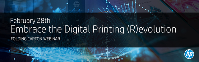 Embrace the digital Printing (R)evolution