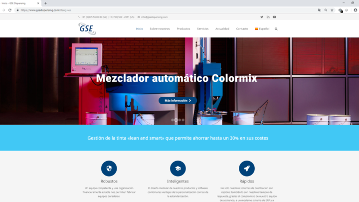 GSE website provides ink management good-practice guides in Spanish