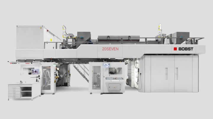 Celloclair AG becomes first ever Swiss company to invest in 20SEVEN flexo press