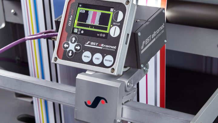 BST eltromat's Web Guiding Systems permit Maximum Precision