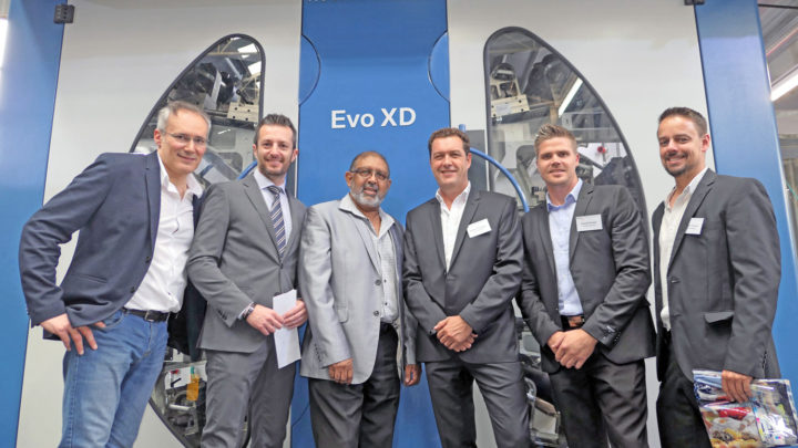 Successful Evo XD start-up in South Africa
