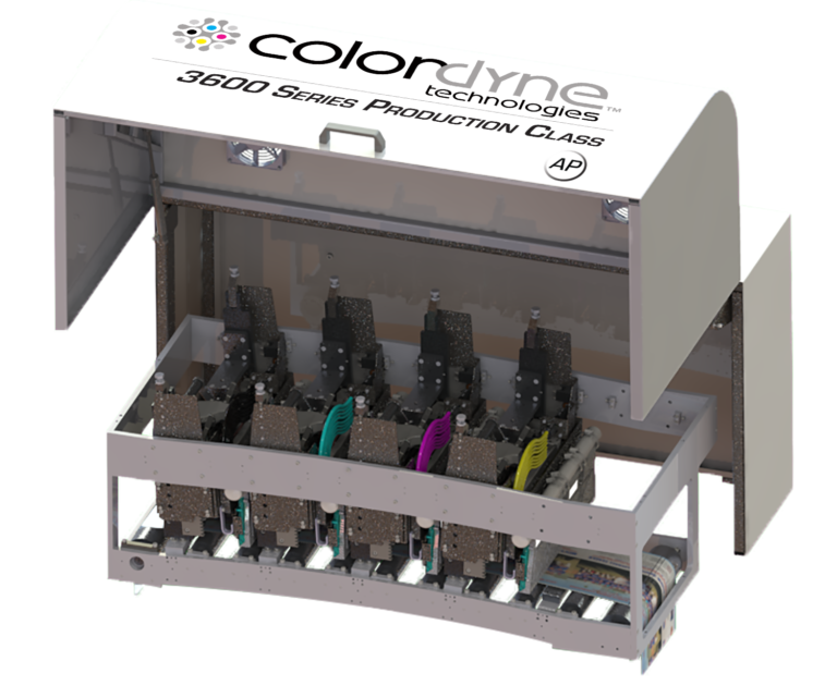 Colordyne Technologies Expands 3600 Series Product Line with Aqueous Pigment Solutions