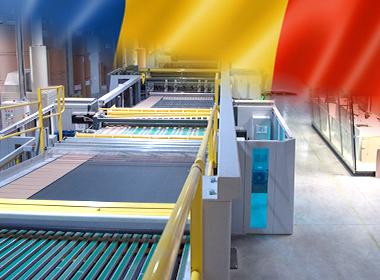 """Corrugator in Sibiu, Romania is the new """"centrepiece"""""""