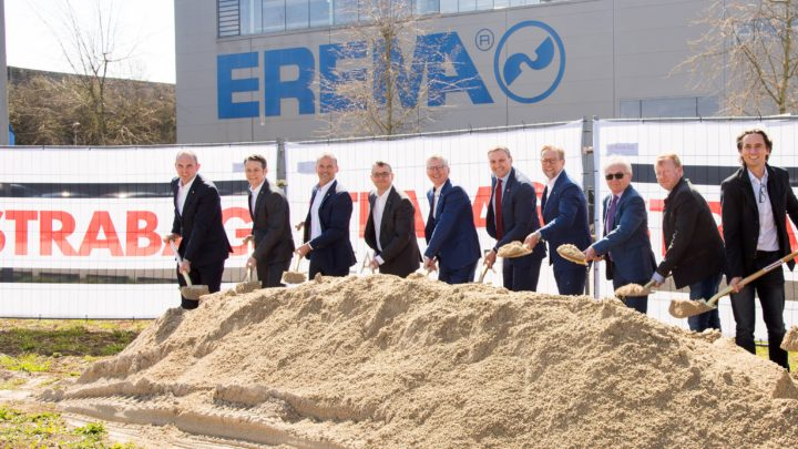 Erema continues to grow and increases turnover by 16%