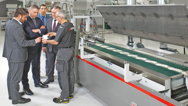 Forerunners in pharma: how Igb and BOBST take pharma packaging production to the next level