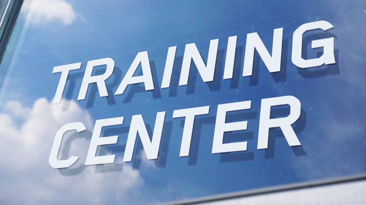 Training center's successful start in 2019