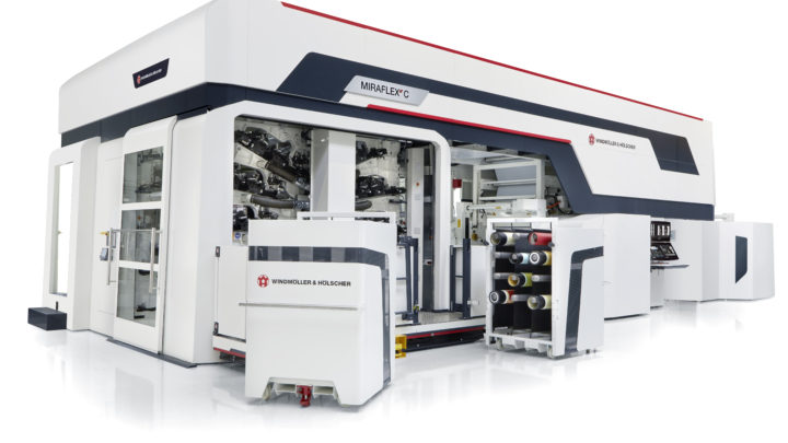 Kiliper Corporation Teams up with Windmoeller & Hoelscher Orders MIRAFLEX II Flexographic Press