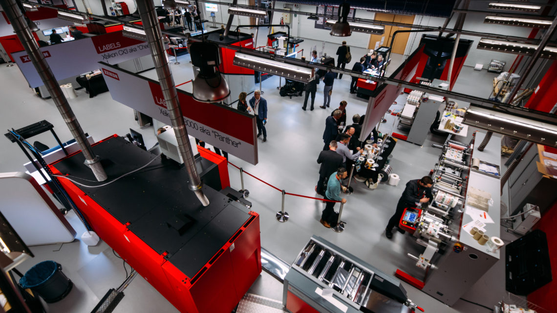 Xeikon Café Europe 2019 successfully closes with record number of almost 1.000 attendees