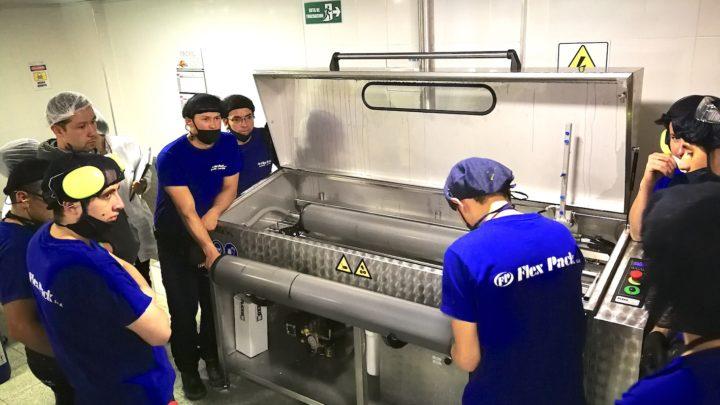 Flex Pack chooses Flexo Wash to improve print quality