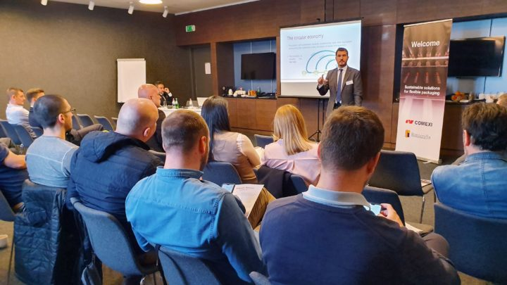 Success of the Exclusive Comexi Seminar in Belgrade for Serbia and the Balkans Countries