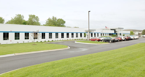 INX completes Research & Development Center expansion
