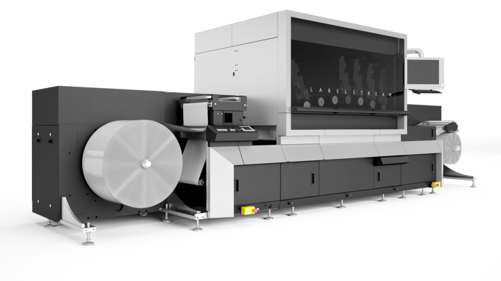 Océ enters the packaging market with the Océ LabelStream 4000 series