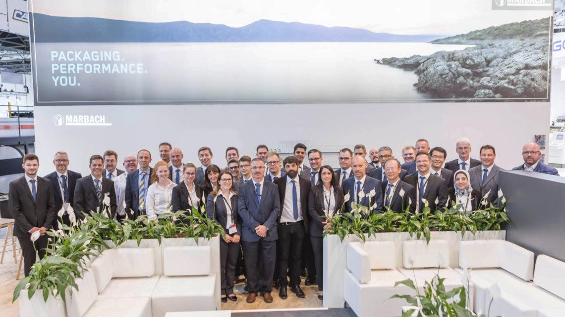Marbach exhibition participation at drupa 2020