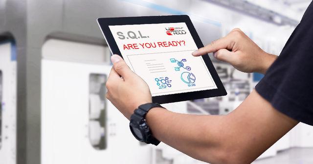 SQL by Uteco Group