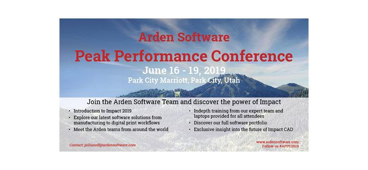 Arden Software Peak Performance Conference