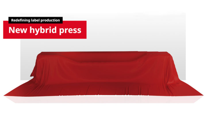 BOBST to launch a fully digitally integrated hybrid press