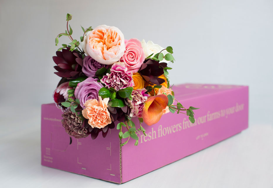 Smurfit Kappa's eCommerce expertise leads to impressive sales growth for flower provider