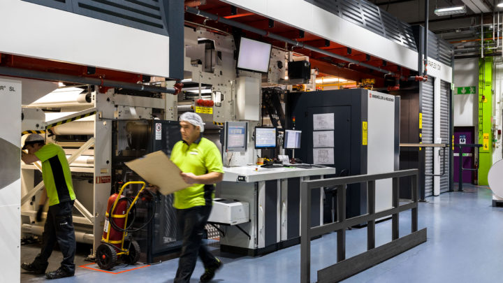 Flextrus AB Sweden: Increasing efficiency thanks to yearly maintenance
