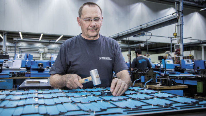 Marbach Group invests in Poland