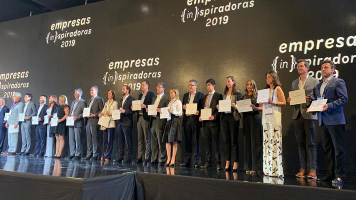Smurfit Kappa named as one of Colombia's most inspiring companies