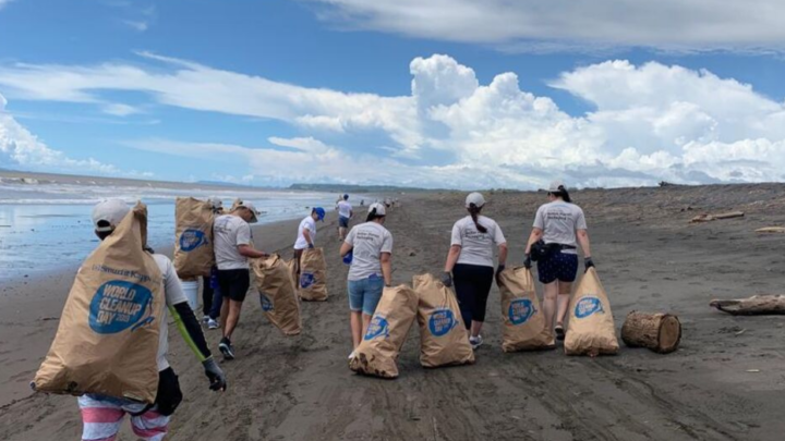 Smurfit Kappa's global community of employees comes together to support World Cleanup Day
