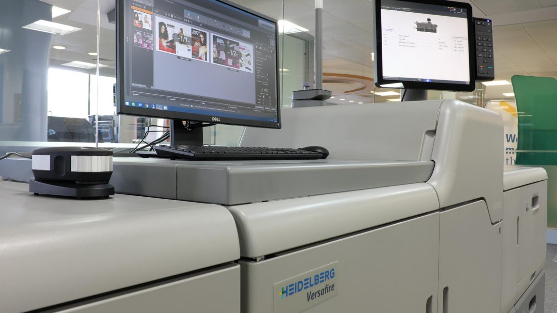 """Heidelberg to hold """"Power your digital output"""" Open House, Prinect + Versafire"""