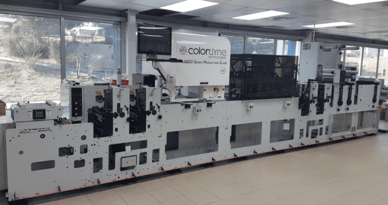 Kao Chimigraf Installs First Aqueous Pigment and UV Inkjet Print Engines From Colordyne Technologies in Europe