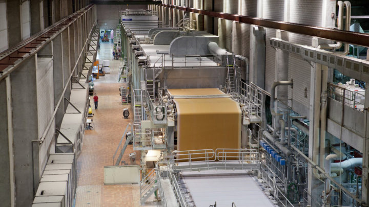 Papierfabrik August Koehler SE trusts Voith with the upgrade of its PM 5