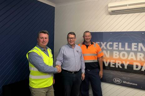 Valmet and Whakatane Mill renew their performance agreement in New Zealand
