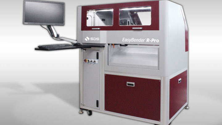 C&T  announces it is to sell EasyBender machines in the UK