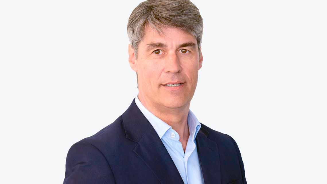 Diego Hervás, new CEO of Comexi