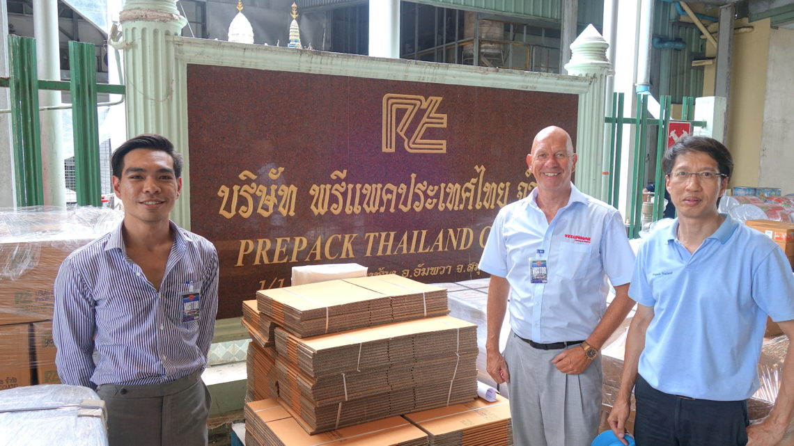 Prepack Thailand chooses Vetaphone Corona for quality extrusion